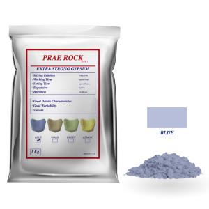 Yeso Prae Rock® Tipo V Color Azul
